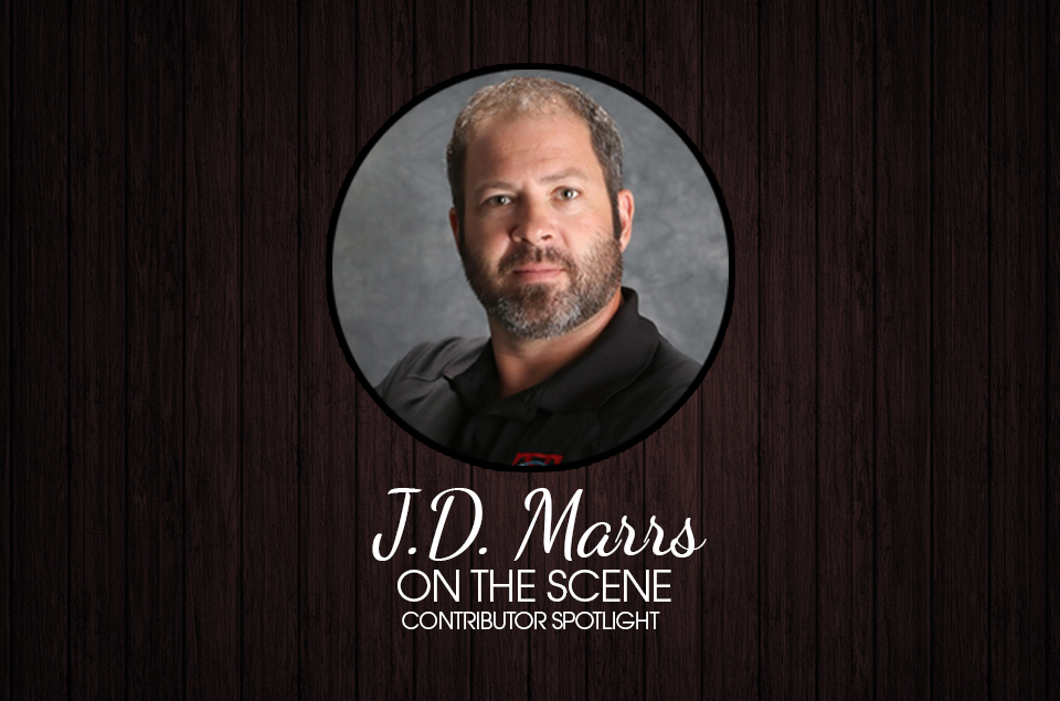 J.D. Marrs – On the Scene Contributor
