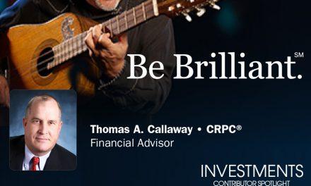 Thomas Callaway – Financial Contributor