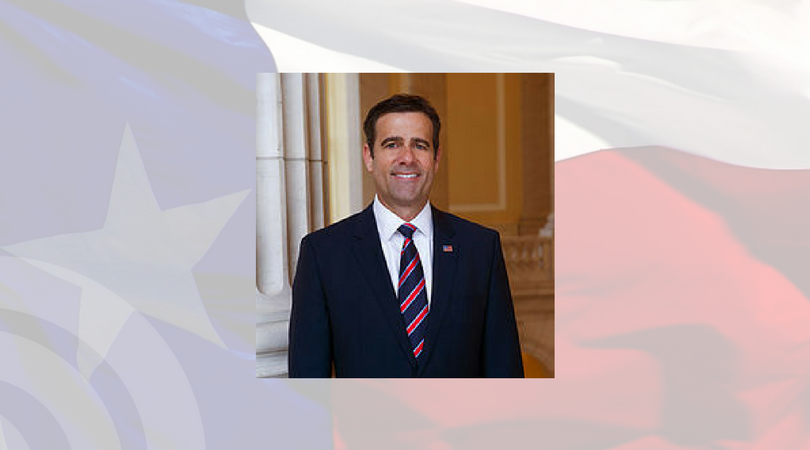 Rep. John Ratcliffe votes for $5.7 billion wall funding || Regional news