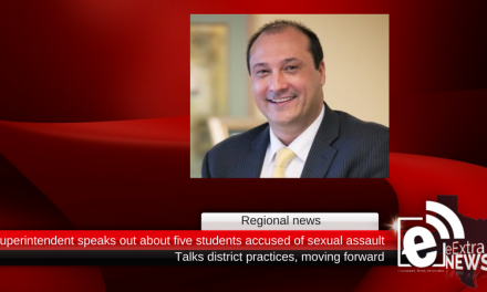 Superintendent speaks out about five students accused of sexual assault