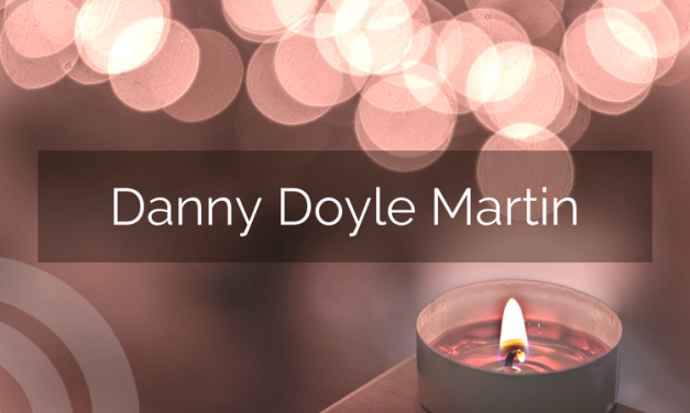 Danny Doyle Martin of Mount Pleasant