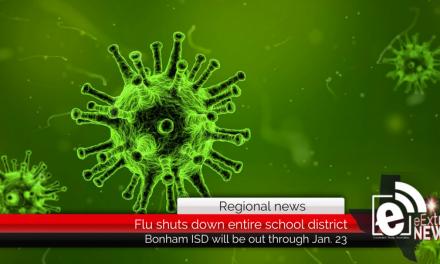 Influenza shuts down entire Northeast Texas school district