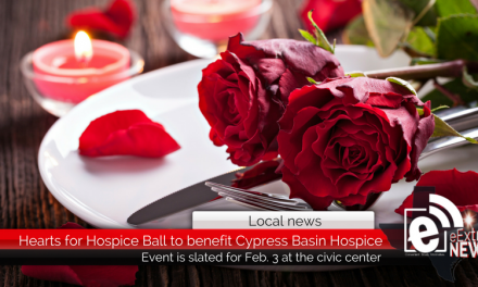 Hearts for Hospice Ball to benefit Cypress Basin Hospice