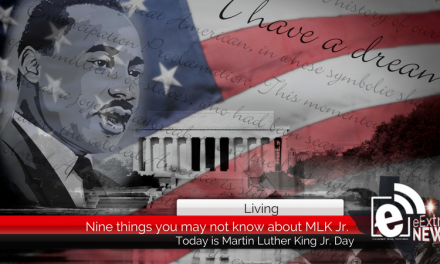 Nine things you may not know about Martin Luther King Jr.