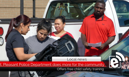 Mt. Pleasant Police Department offers free child safety training