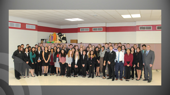 MPHS FBLA to send 54 students to state competition