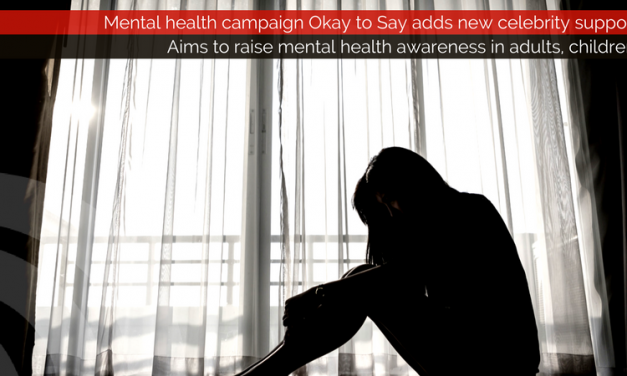 Mental health campaign Okay to Say adds new celebrity support
