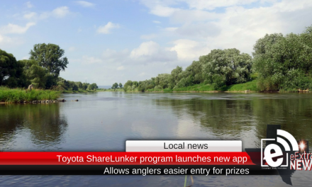 Toyota ShareLunker program launches new app, easier way to enter for prizes