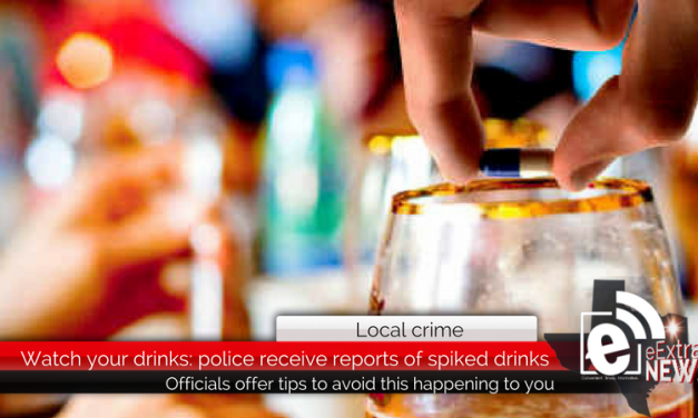 Watch your drinks: Mt. Pleasant police receive reports of spiked drinks