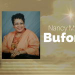 Nancy Myrl Buford of Longview, Texas