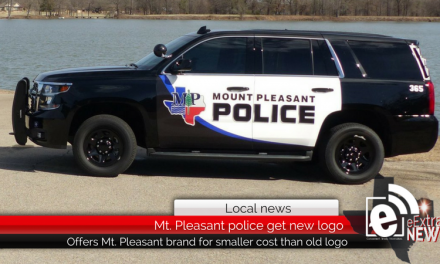Mt. Pleasant Police Department cruisers get new logos