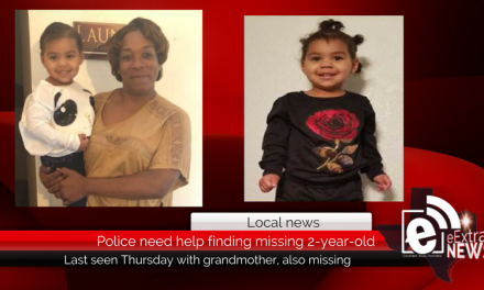 Police need help finding missing 2-year-old girl and her grandmother