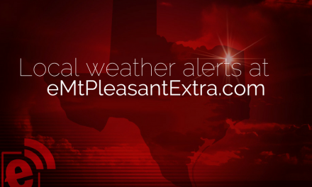 National Weather Services issues tornado watch for several counties in Northeast Texas
