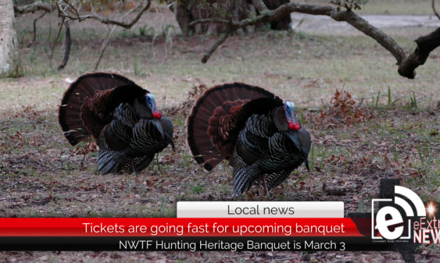 Tickets are going fast for upcoming NWTF banquet