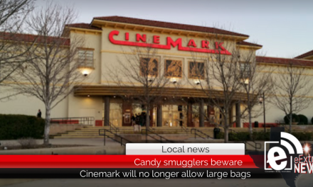 Candy smugglers beware: Cinemark movie theaters will no longer allow patrons to bring large bags