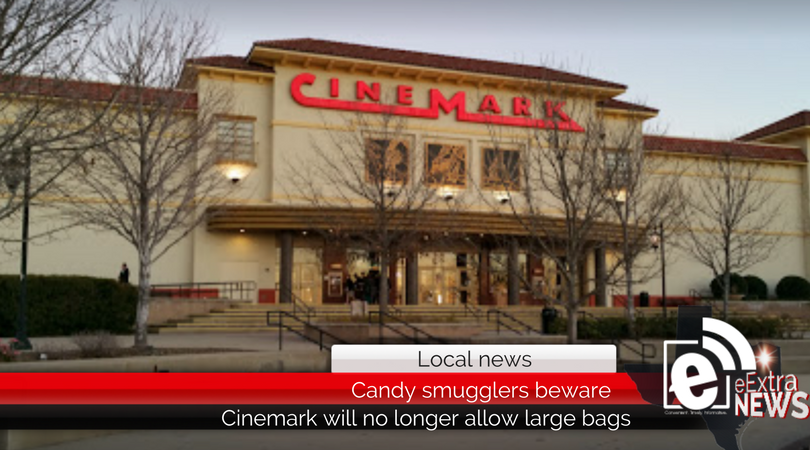 Candy Smugglers Beware Cinemark Movie Theaters Will No Longer Allow Patrons To Bring Large Bags