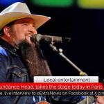 Sundance Head, season 11 winner of 'The Voice', comes to Heritage Hall in Paris, Texas, tonight