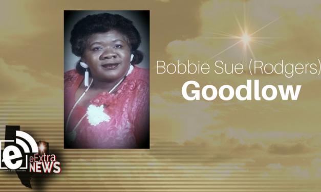 Bobbie Sue (Rodgers) Goodlow