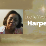 Lucille Yvonne Harper of Mt. Pleasant, Texas