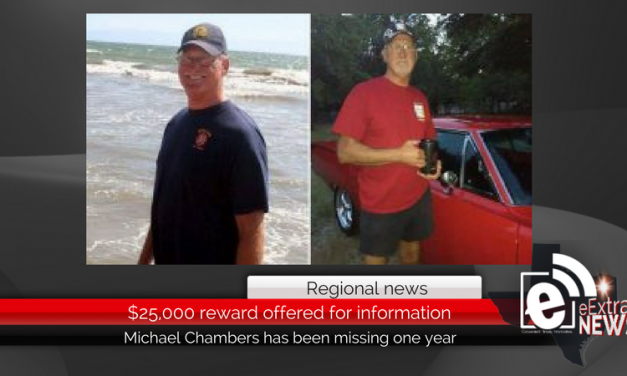 Reward of $25,000 offered for information on the disappearance of a Hunt County man