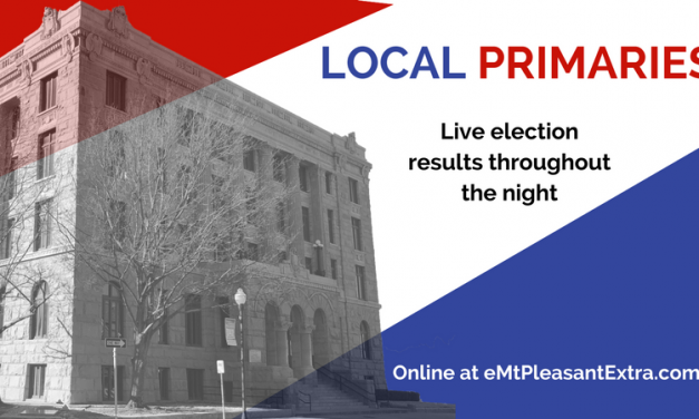 Final: Local contested primary election results (unofficial)