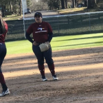 Eagles softball splits doubleheader with Southwest