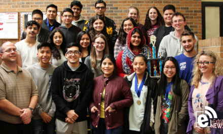 MPHS students take top tonors at UIL academic meets