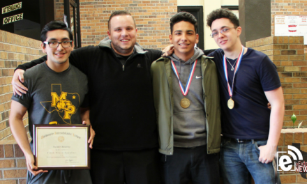 MPHS medals at State CX Debate Tournament for the first time ever