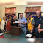 NTCC Foundation receives $10,000 endowment from Pittsburg Lions Club