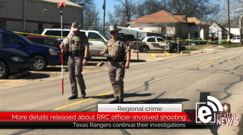 More details are released about the officer-involved shooting in Red River County