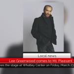 Lee Greenwood takes the stage Friday, March 23, 2018