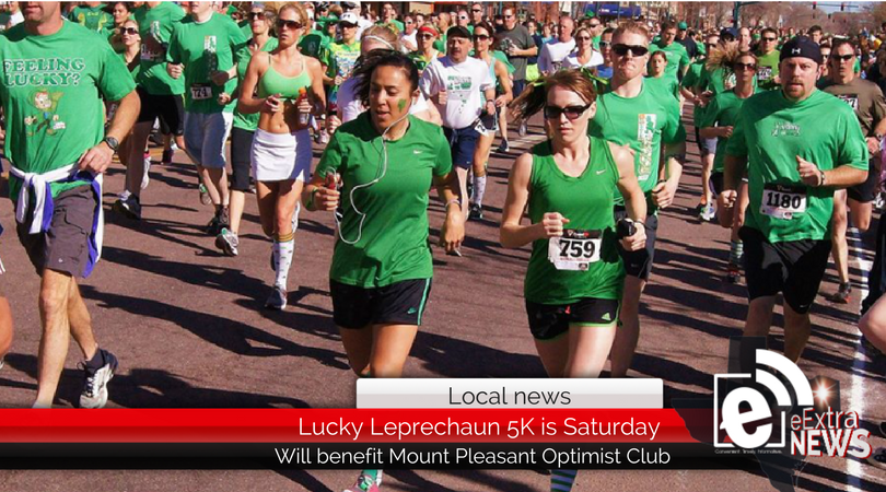 Lucky Leprechaun 5K is set for Saturday – Benefits Optimist Club