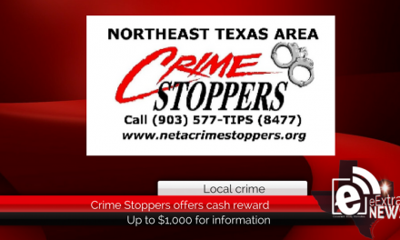 Crime Stoppers offers up to $1,000 for information