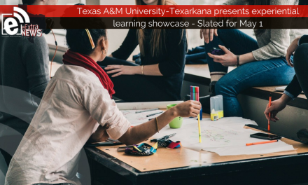 TAMUT presents Experiential Learning Showcase on May 1