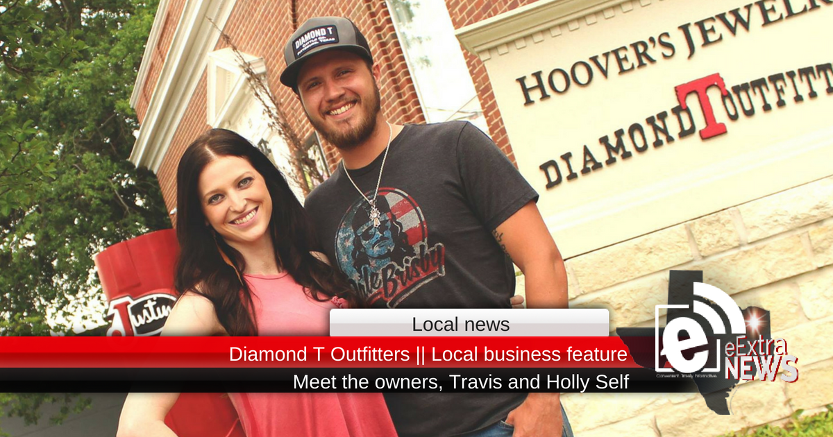 Diamond T Outfitters || Local business feature