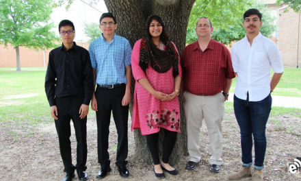 MPHS Calculator Applications Team Competes at State UIL