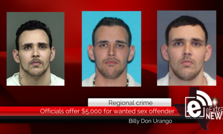 Regional crime: Officials offer $5,000 reward for wanted sex offender