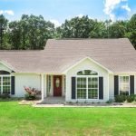 Newly remodeled home in a lake community