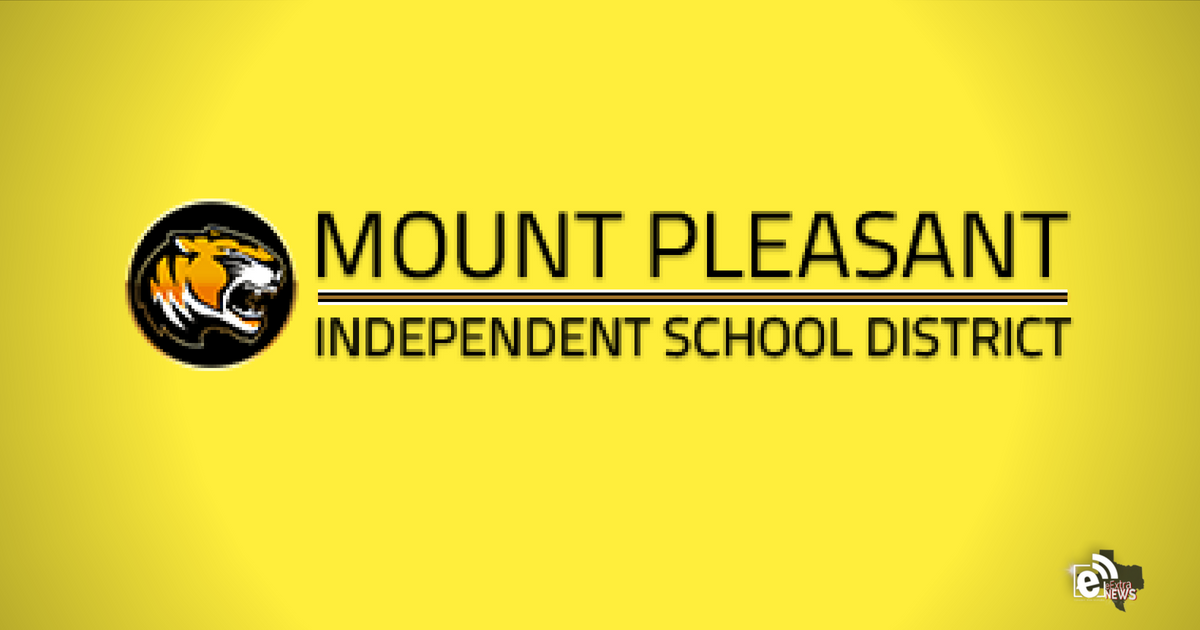 Mount Pleasant High School second six weeks All 'A' Honor Roll