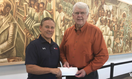 Dr. Jerry Wesson honors scholarship established at NTCC