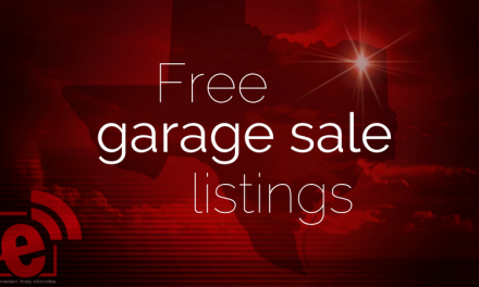 Free local listings for garage sales in Titus and Franklin counties this weekend