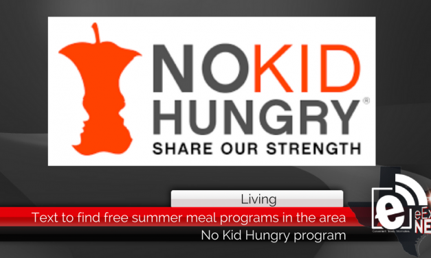 Text to find free summer meal programs in the area