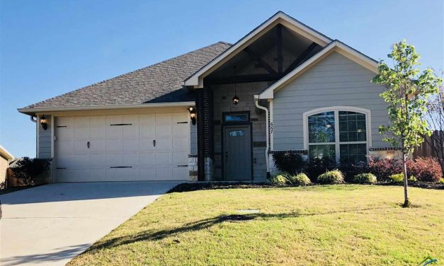 3 bedroom 2 bath home for sale in the Stone Briar area