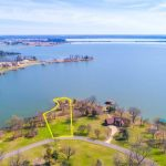 One acre for sale in the subdivision of the Peninsulas of Lake Bob Sandlin