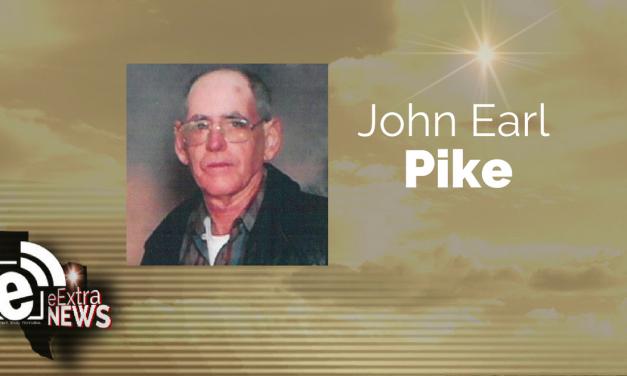 John Earl Pike of Mount Pleasant, Texas