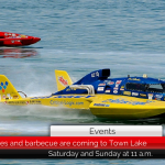 Drag boat races and barbecue are coming to Town Lake
