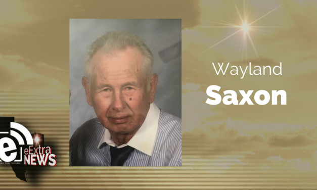 Wayland Saxon of Pittsburg, Texas
