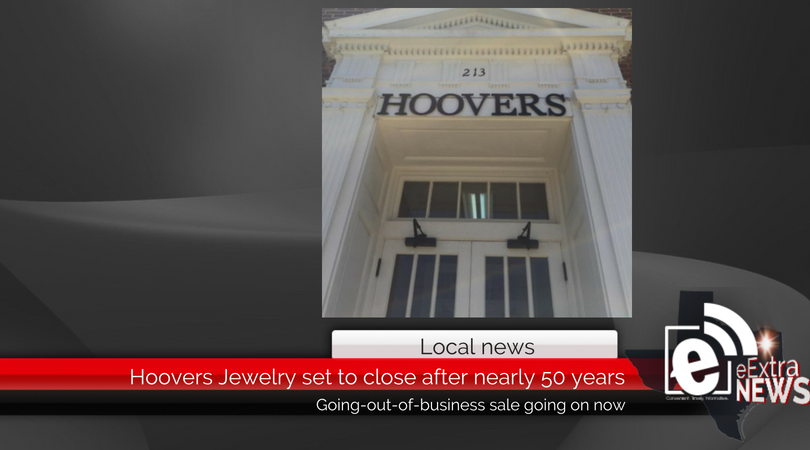 Hoovers Jewelry set to close after nearly 50 years – Going-out-of-business sale going on now