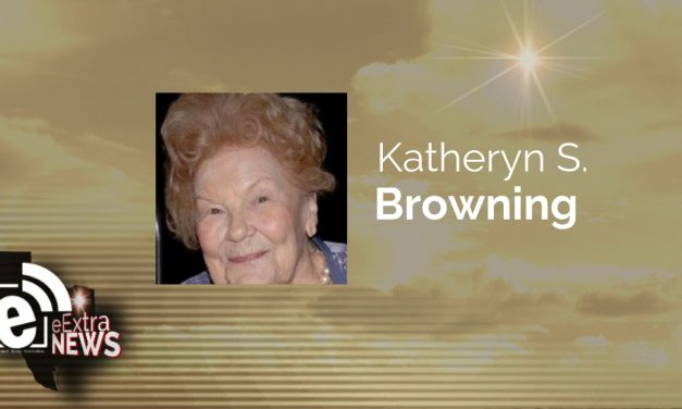 Kathryn S. Browning of Mt. Pleasant, TX