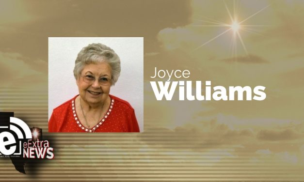 Joyce Williams of Mount Pleasant, TX
